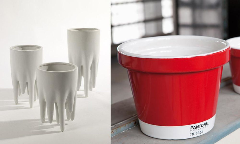 Innovative Flower Pots by Serax.