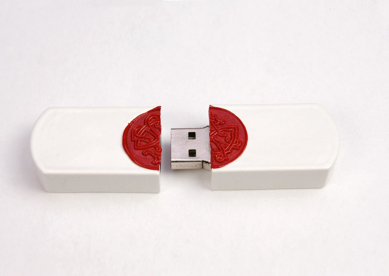 Top Secret USB Stick will store your Secrets in Style.