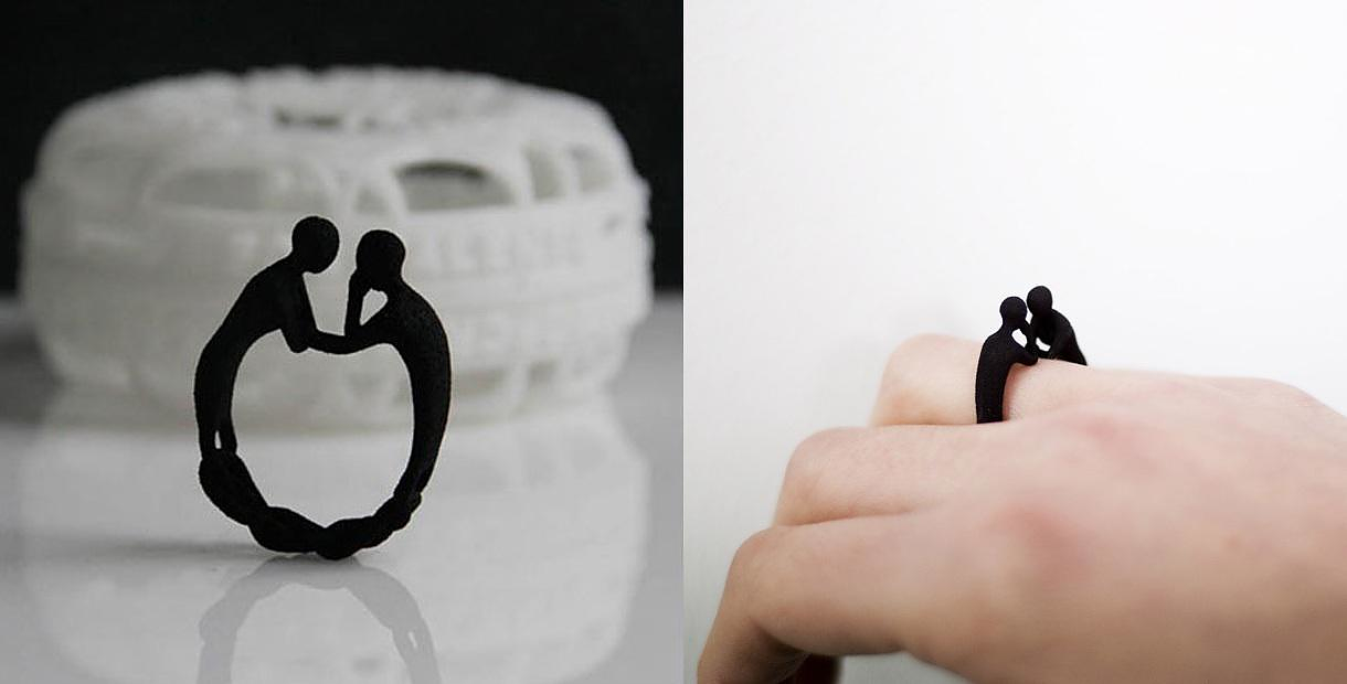 Two-Gether Ring