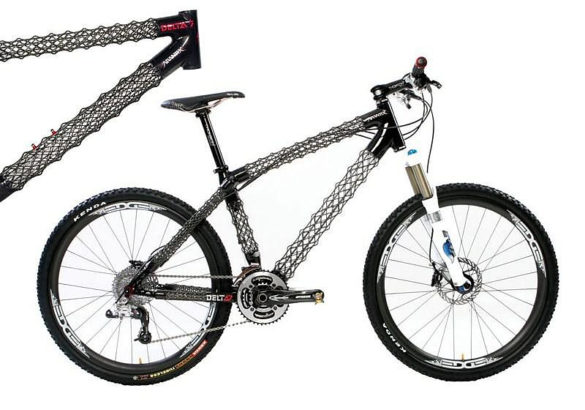 Delta 7 Arantix Carbon Fiber Bike