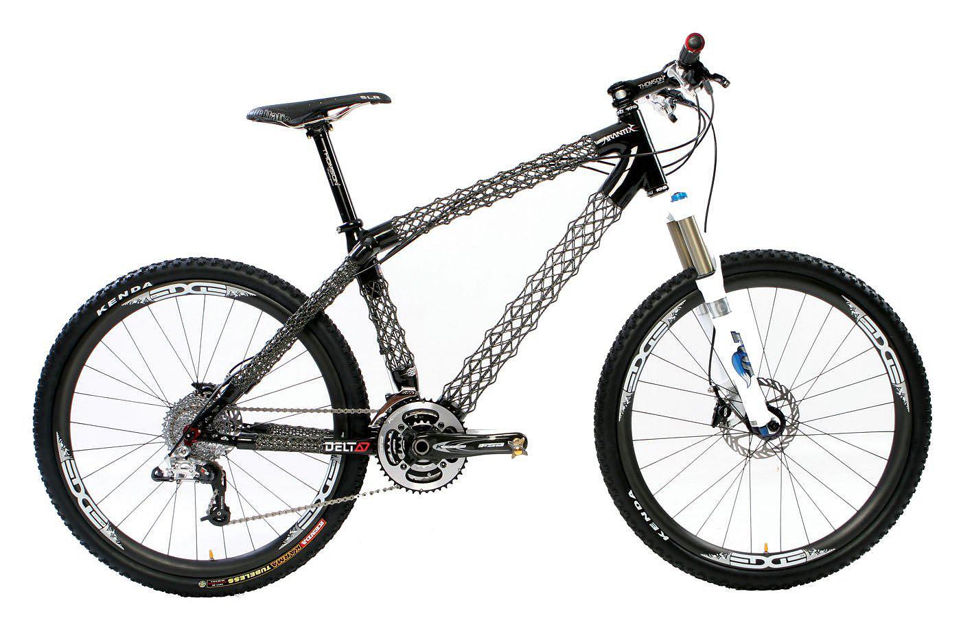 Delta 7 Arantix and Ascend Carbon Fiber Bikes.