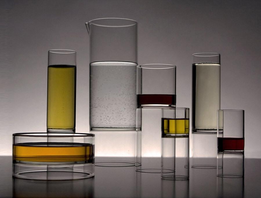 Revolution Glassware by Fferrone Design.