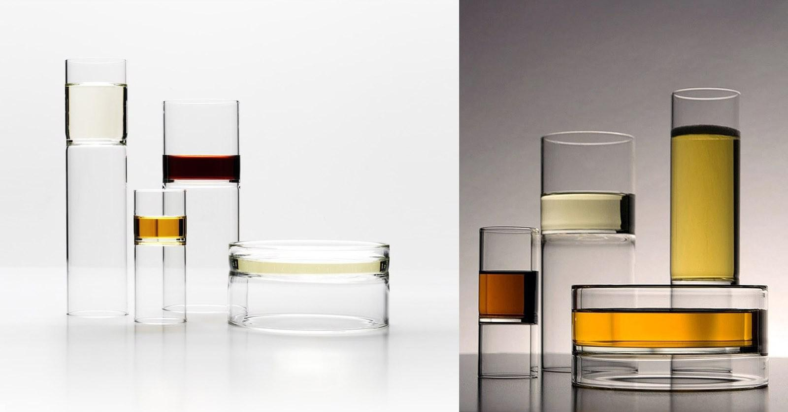 Revolution Glassware by Felicia Ferrone