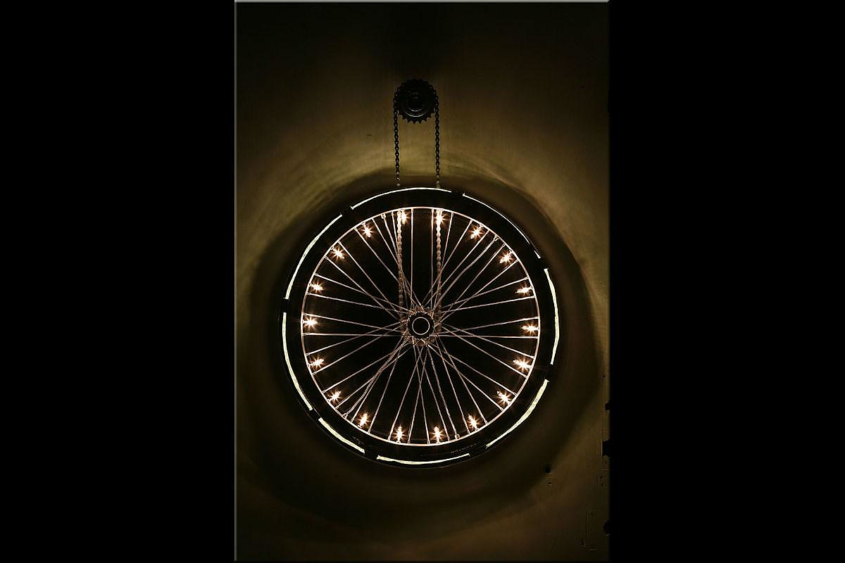 Artistic Lighting Fixtures by Roumelight.