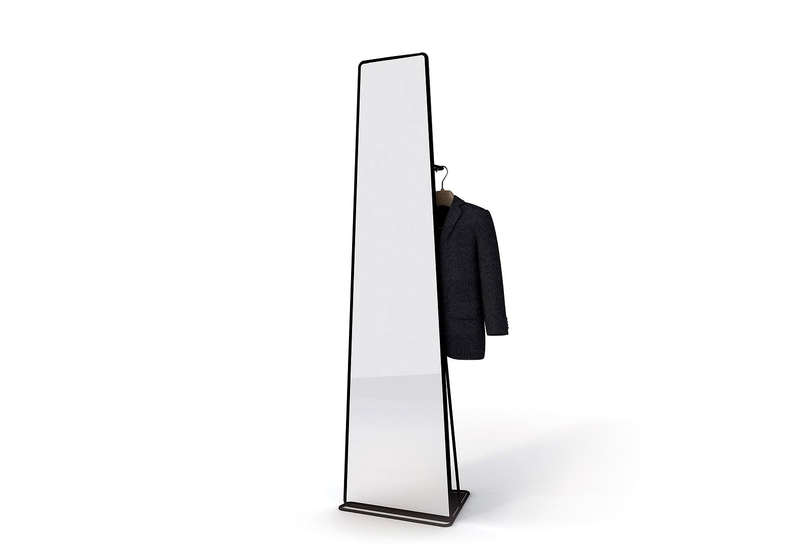 Watergate Mirror by Roberto Paoli for spHaus.