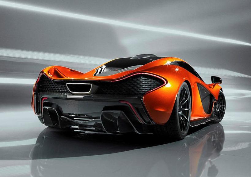 2012 McLaren P1, επιστροφή στην κορυφή.