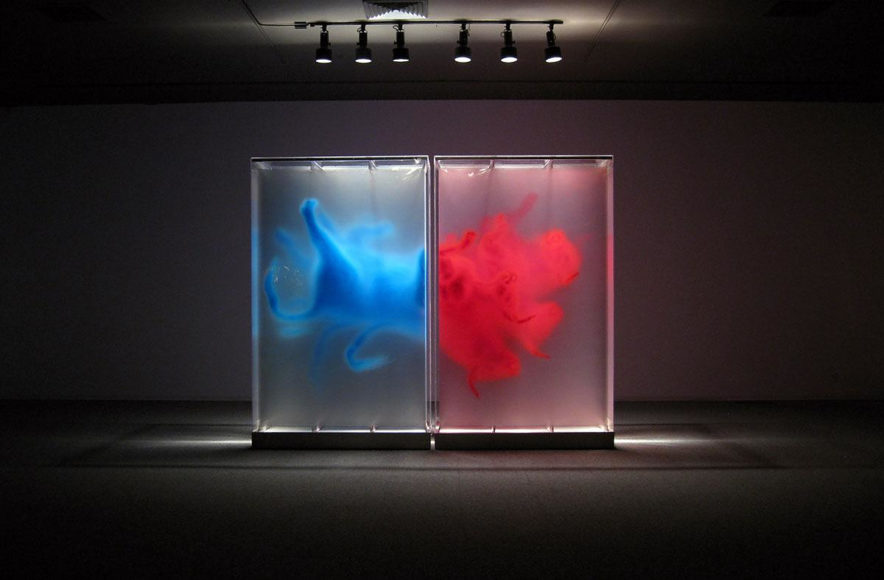 Amazing 3D Art Installations by David Spriggs.