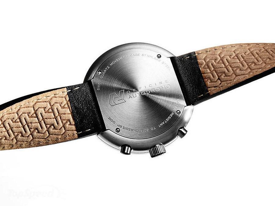 Autodromo Vallelunga Chronograph, racing inspired timepiece.