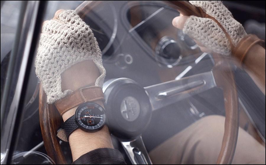 Χρονογράφος Autodromo Vallelunga, για τους φίλους της οδήγησης.