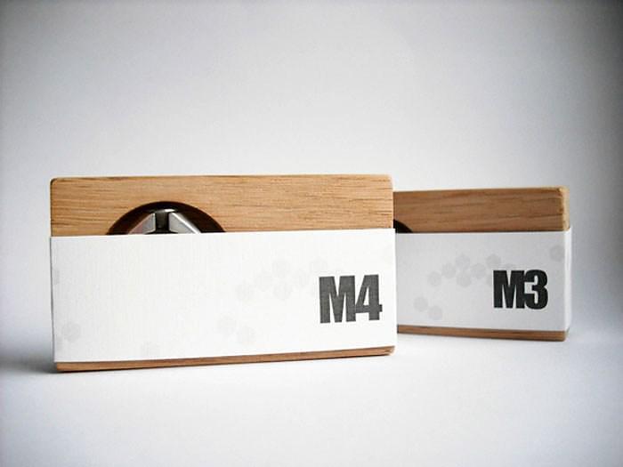 Δαχτυλίδια M3 και M4, τα διαμάντια έγιναν βίδες.