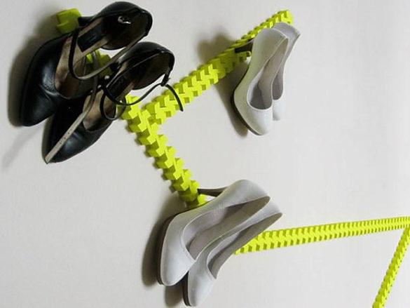 Miami Stiletto Shoe Rack