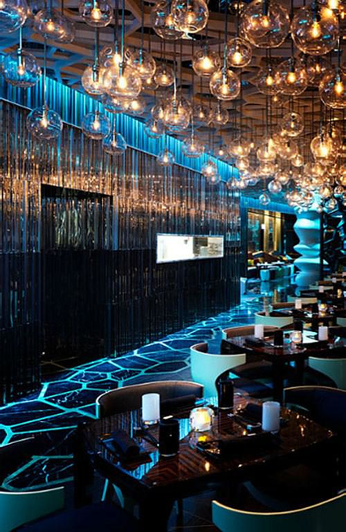 Ozone bar by wonderwall design is this for O zone architecture