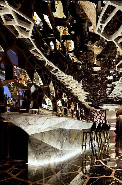 Ozone Bar by Wonderwall.
