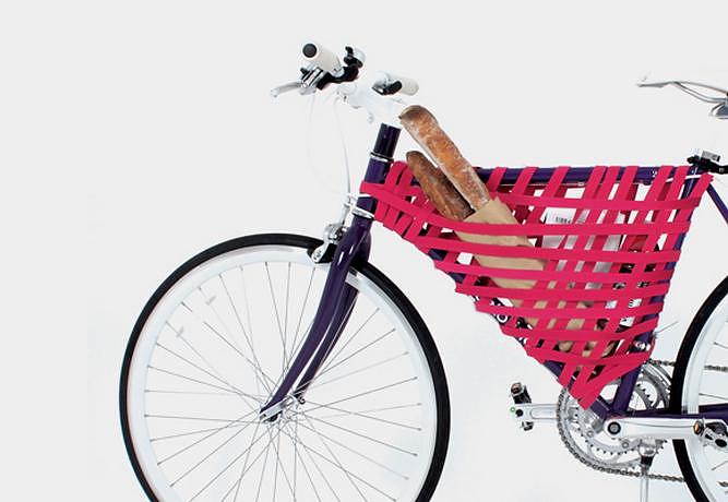 Reel Bike Storage System by Yeong Keun Jeong