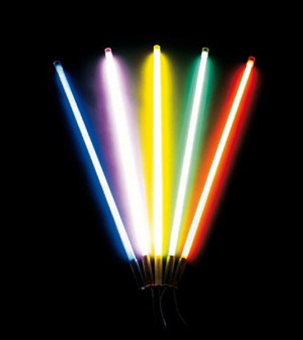 Seletti Fluobar Fluorescent Neon Lamp Design Is This