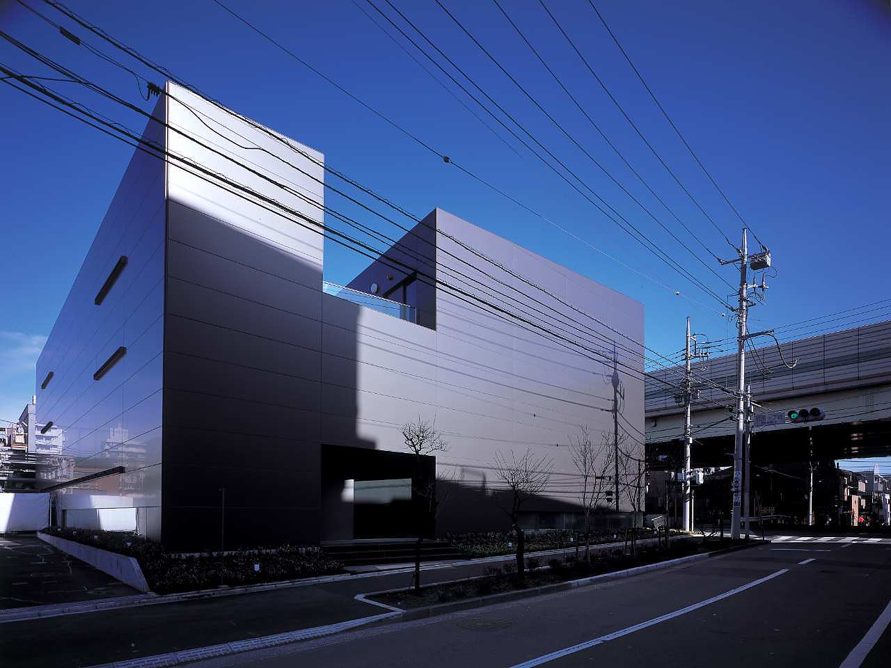 Silent Office by Takashi Yamaguchi & Associates.
