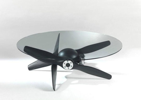 Tupolev Coffee Table by Colico Design