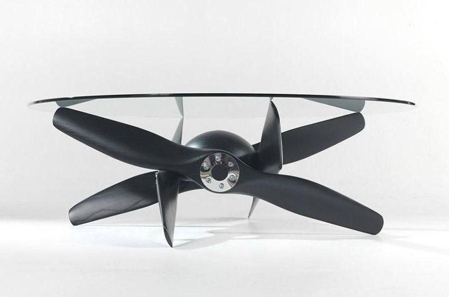 Τραπέζι Tupolev από την Colico Design.