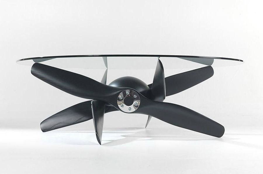 Tupolev Table by Colico Design.