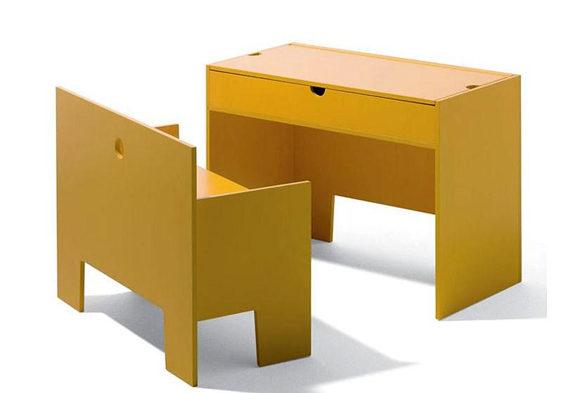 WONDER BOX a clever multifunctional kids furniture by Richard Lampert.