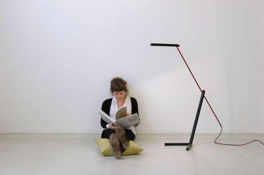 Φωτιστικό Γραφείου και Δαπέδου MANTIS από τους Böttcher+Henssler.