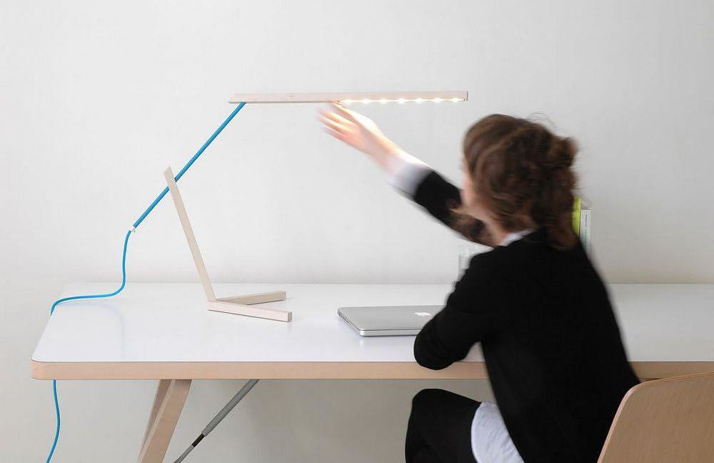 MANTIS Lamp by Böttcher+Henssler.