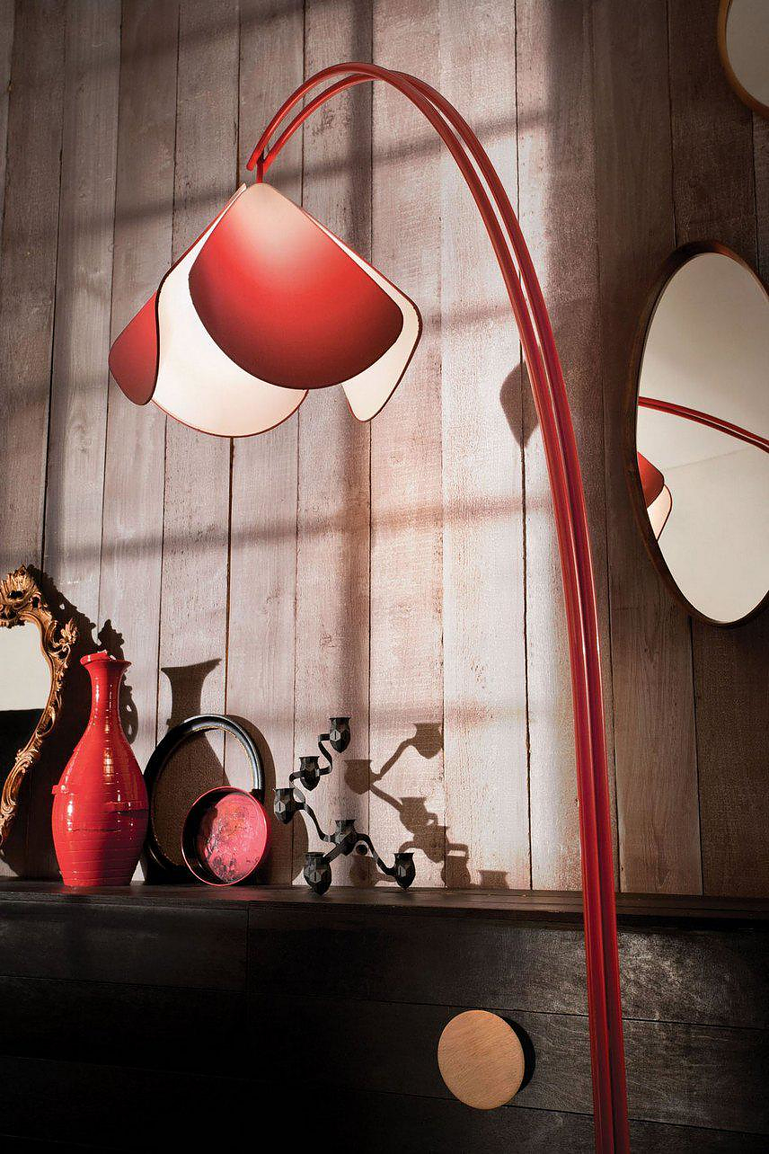 AZHAR Lamp by Sandro Santantonio Design.