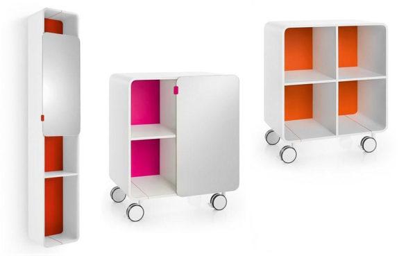 Bej by Lineabeta Bathroom furniture