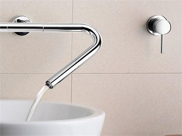 Μπαταρία μπάνιου Canali από την Neve.