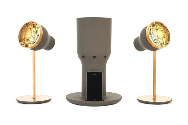 EOps i24R3 Wireless Speaker System by Michael Young.
