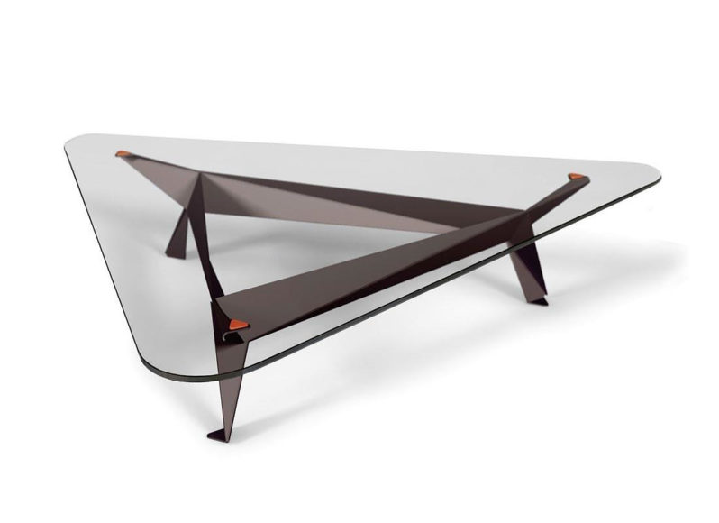 Innermost Origami Table by Anthony Dickens.