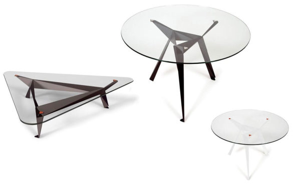 Innermost Origami Table