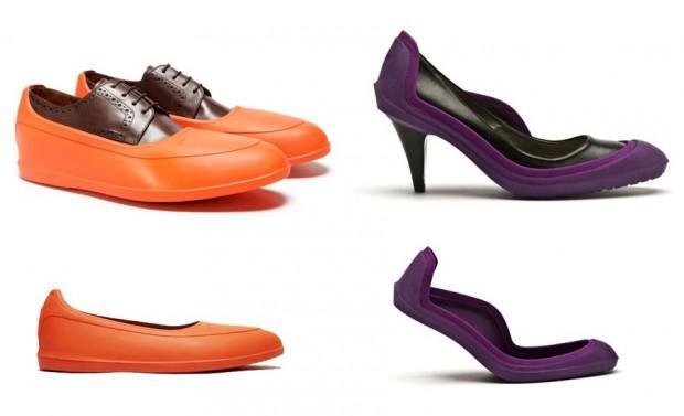 Armani Collection Mess Slip On Shoe