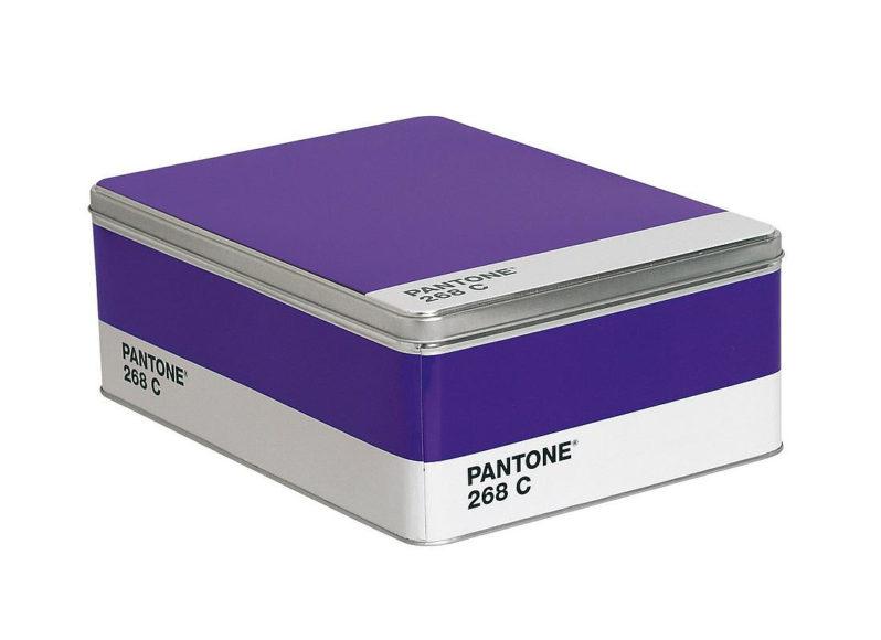 Αποθηκευτικά κουτιά Seletti Pantone Box.