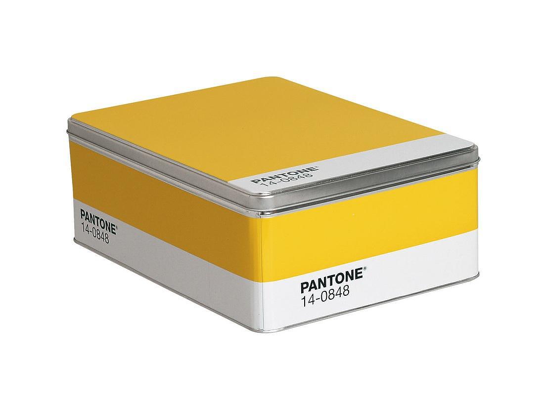 Seletti Pantone Box metal storage box.
