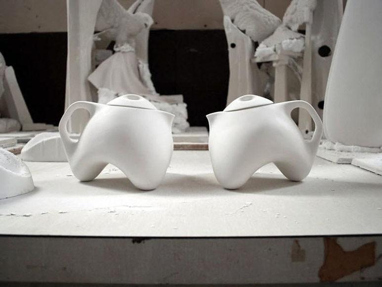 Τσαγιέρα Tripot από τον Matthew Pauk.