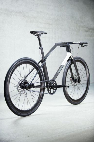 UBC Coren, το απόλυτο carbon ποδήλατο πόλης.