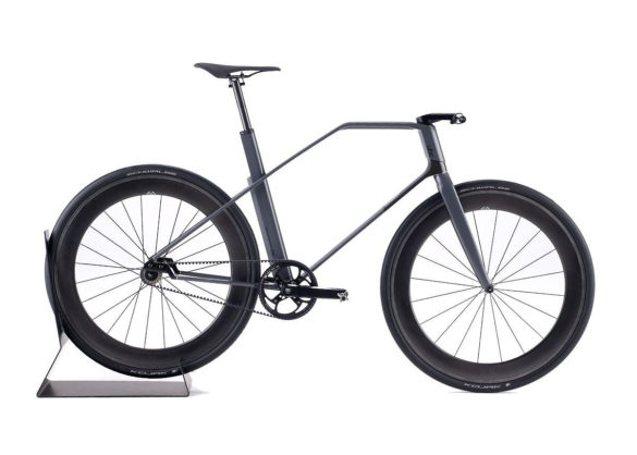 UBC Coren Urban Carbon Bicycle