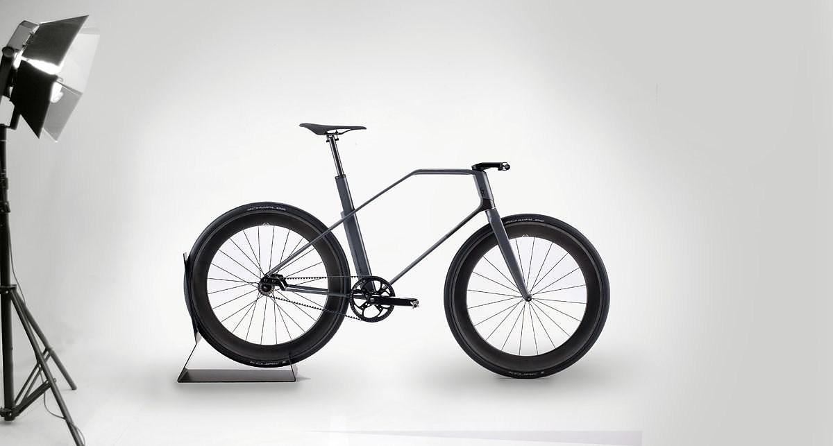 UBC Coren carbon urban bike.