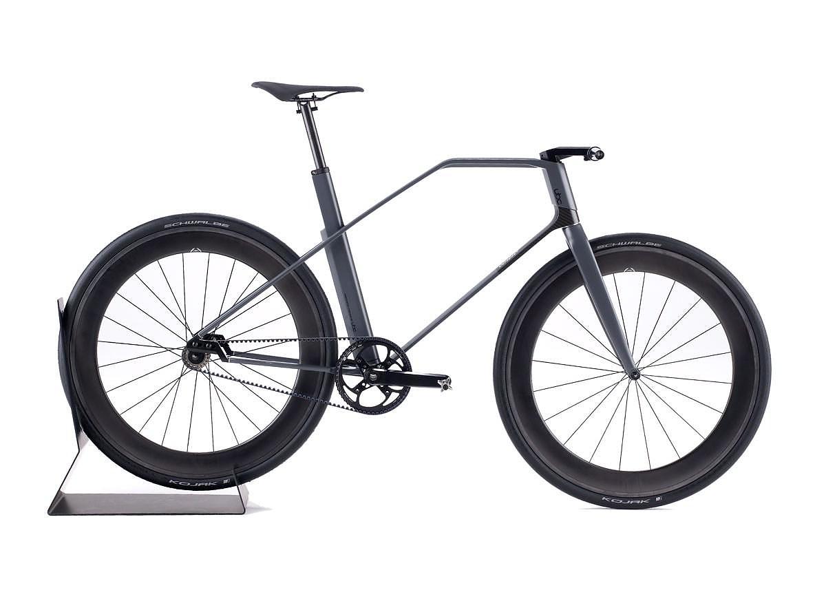 UBC Coren carbon urban bike