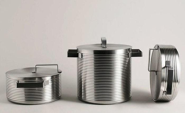 Zani & Zani LIGHT Series cookware.