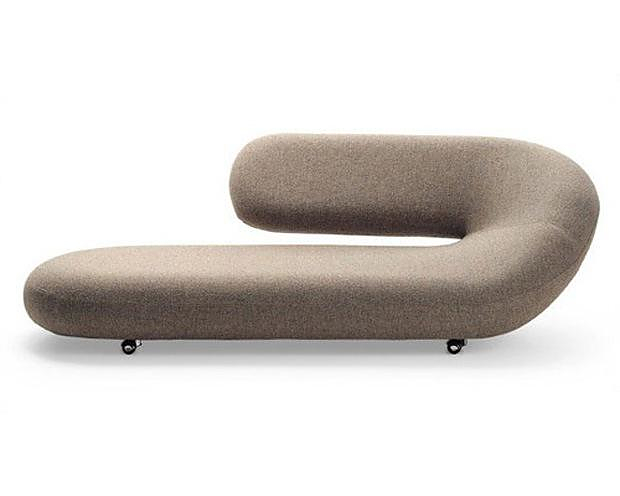 Artifort Cleopatra Chaise Longue by Geoffrey Harcourt.