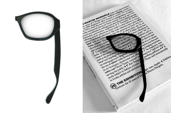 Maison Martin Margiela 13 Magnifying Glass