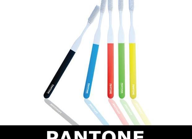 Pantone Toothbrush by Kikkerland