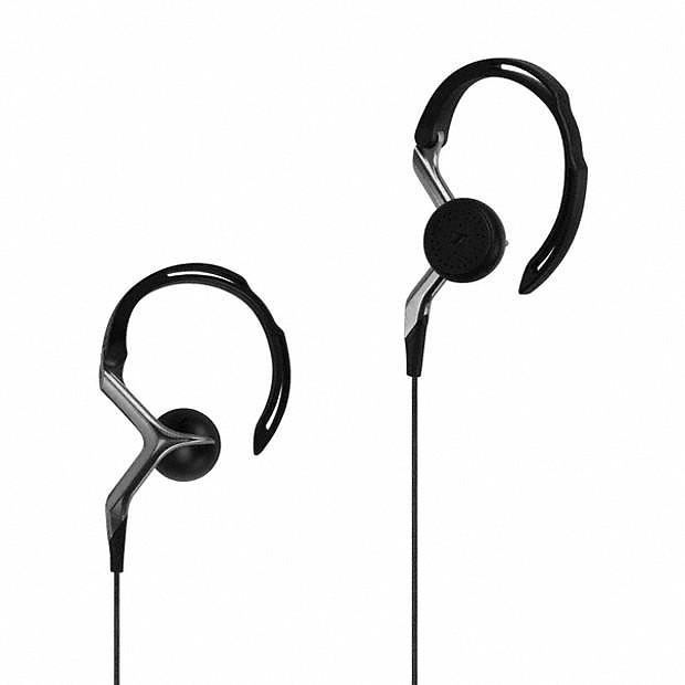 Sennheiser OMX 980 High Fidelity In-Ear Headphones by BMW DesignworksUSA.