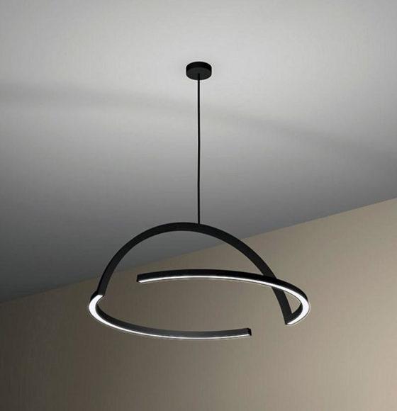 Φωτιστικό LED 2D της DING3000 για την Skitsch.