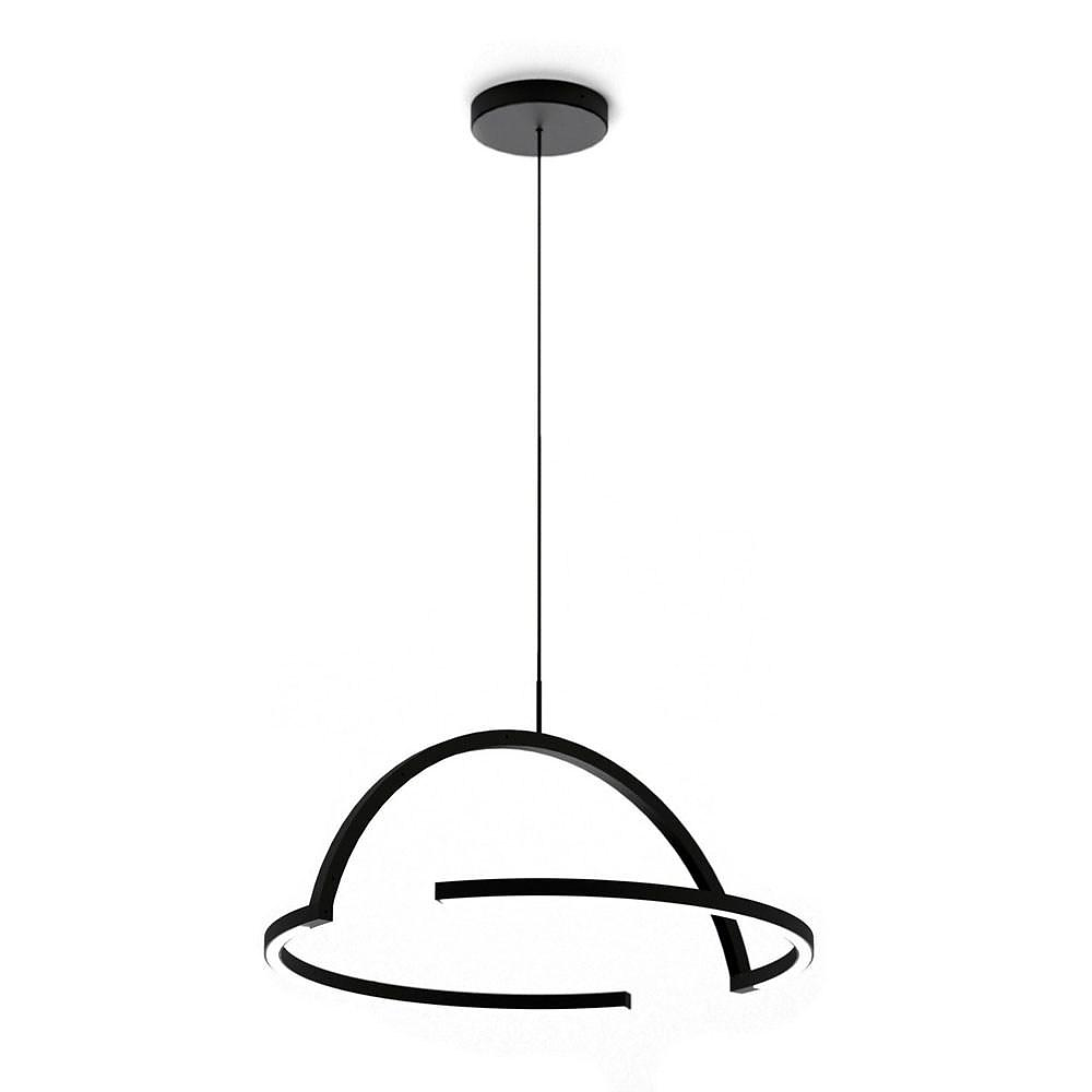 Skitsch 2D LED Lamp by DING3000.