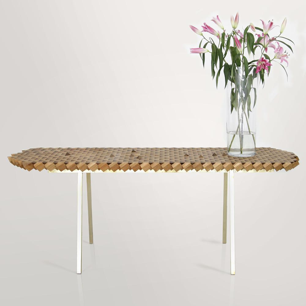 Atlas Dining Table by THE FUNDAMENTAL GROUP.