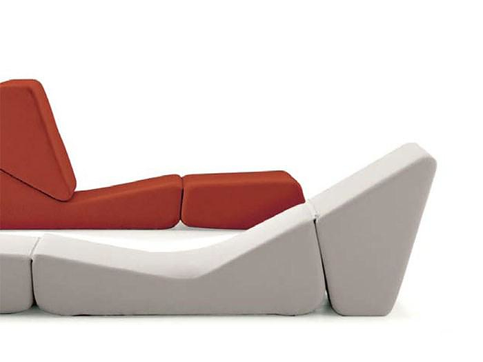 Galeotta Sofa Bed by BBB Bonacina.