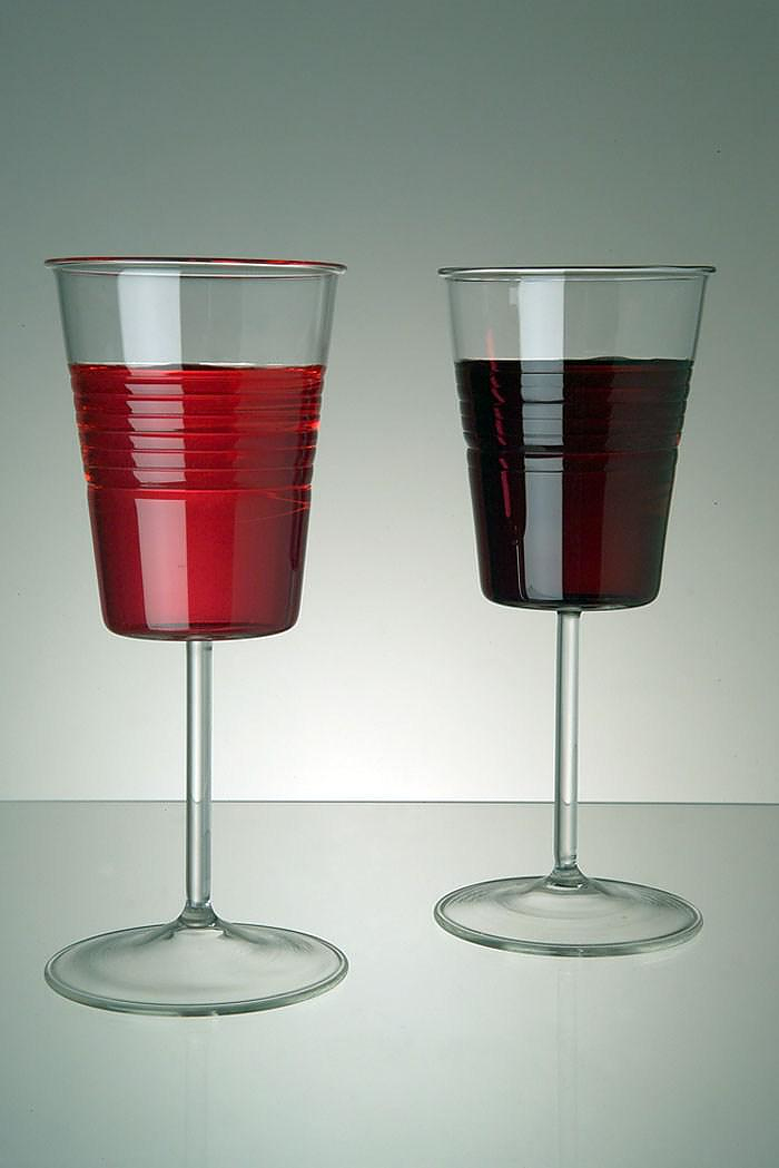 Sommelier Wine Glasses by Maxim Velcovsky for Qubus.